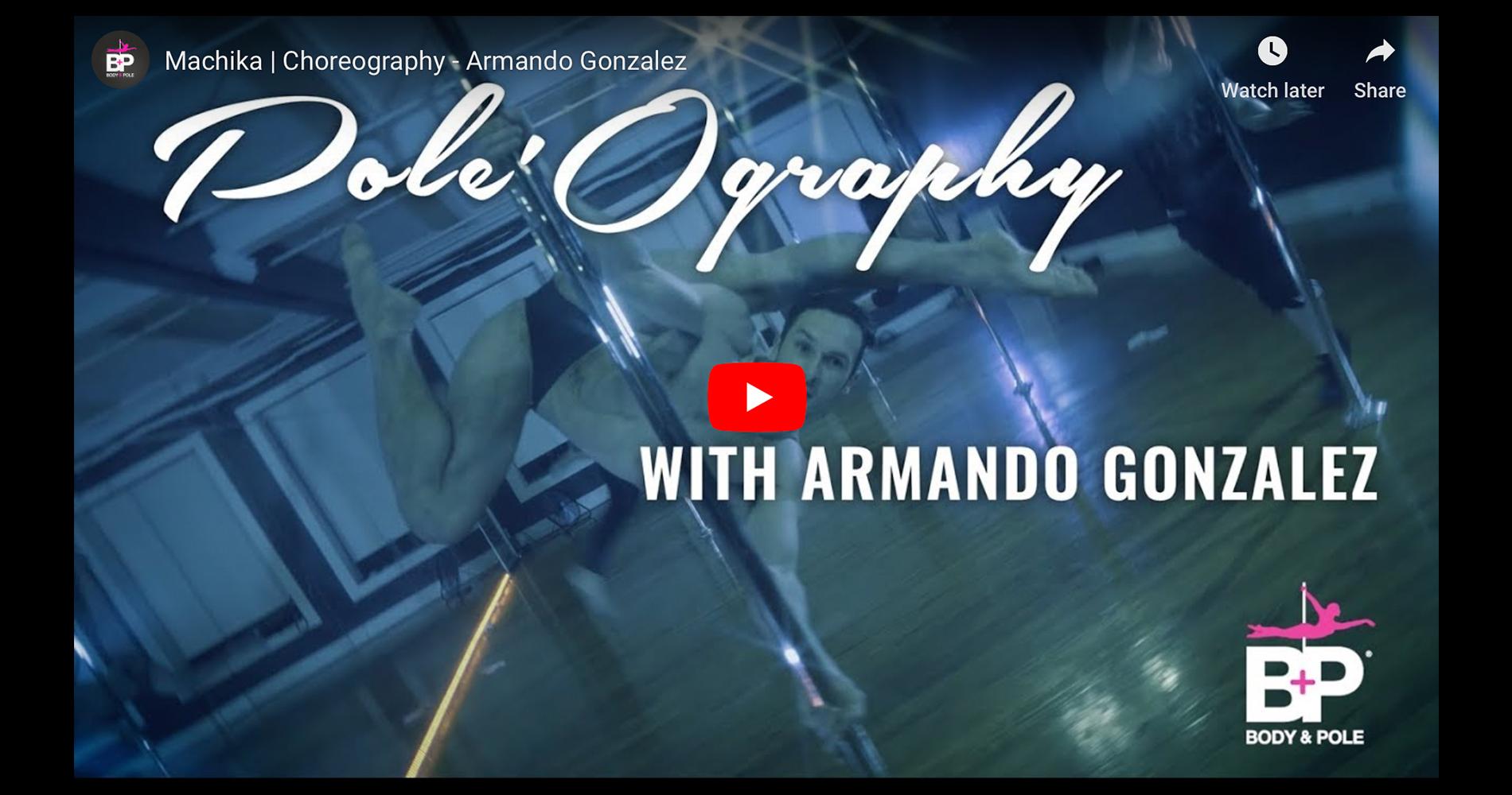 Machika | Choreography – Armando Gonzalez