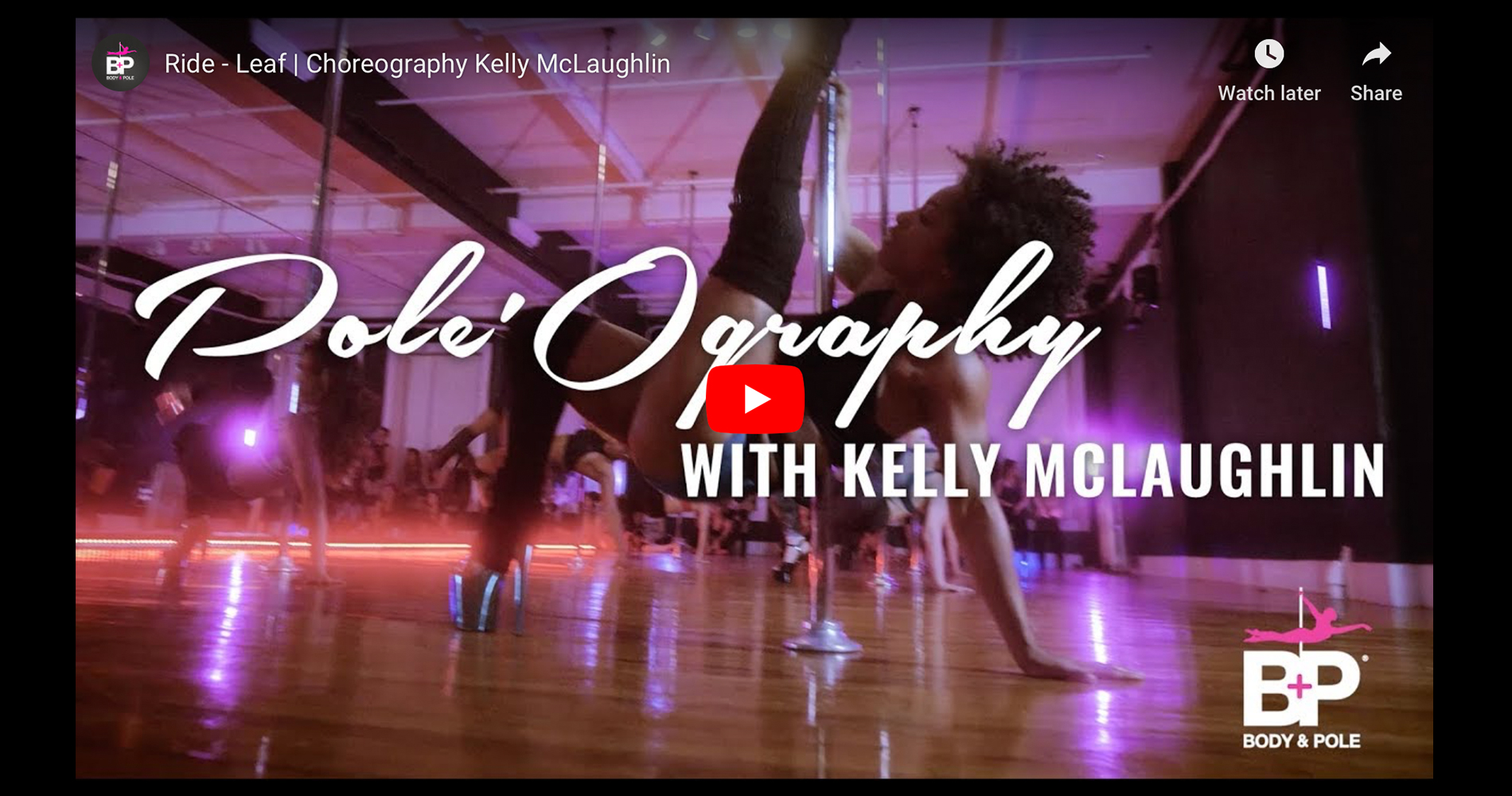 Ride – Leaf | Choreography Kelly McLaughlin