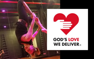 Community Jam to Support God's Love We Deliver