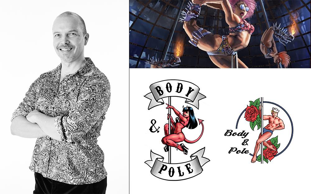 Meet Roland Brown: Our Resident Artist