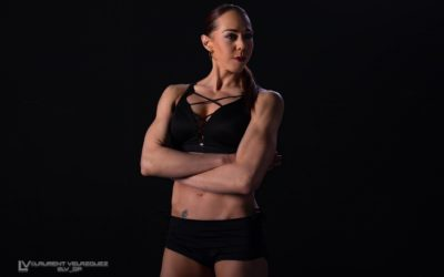 "Meet Johanna Sapakie: Pole Choreographer To The Stars Of ""Hustlers"""