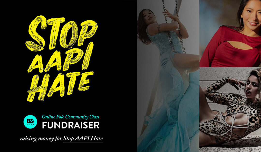 Supporting AAPI Community + Community Class Fundraiser