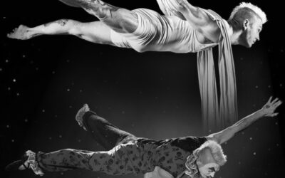 The Perfect Aerial Flight: Circus Meets Dance with Josh Dean
