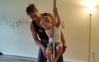Spin Pole for Support: Shaina Cruea's Story